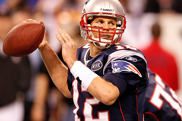 Tom Brady, QB NE Patriots