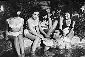 Jame Bond Girls