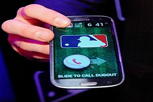 Dugout Cell Phone