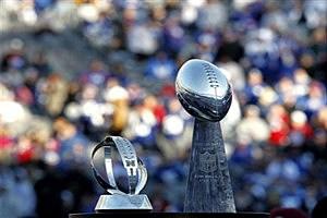 Supe Bowl Trophy