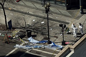 Boston bombing aftermath