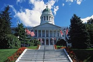 Maine Capitol