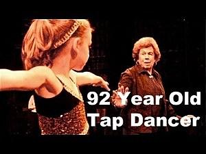 92 Year Old Dancer
