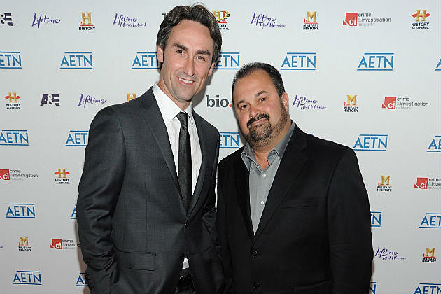 American pickers maine