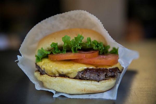 Horse meat burger king