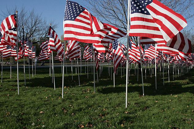 flag battalion Memorial Day