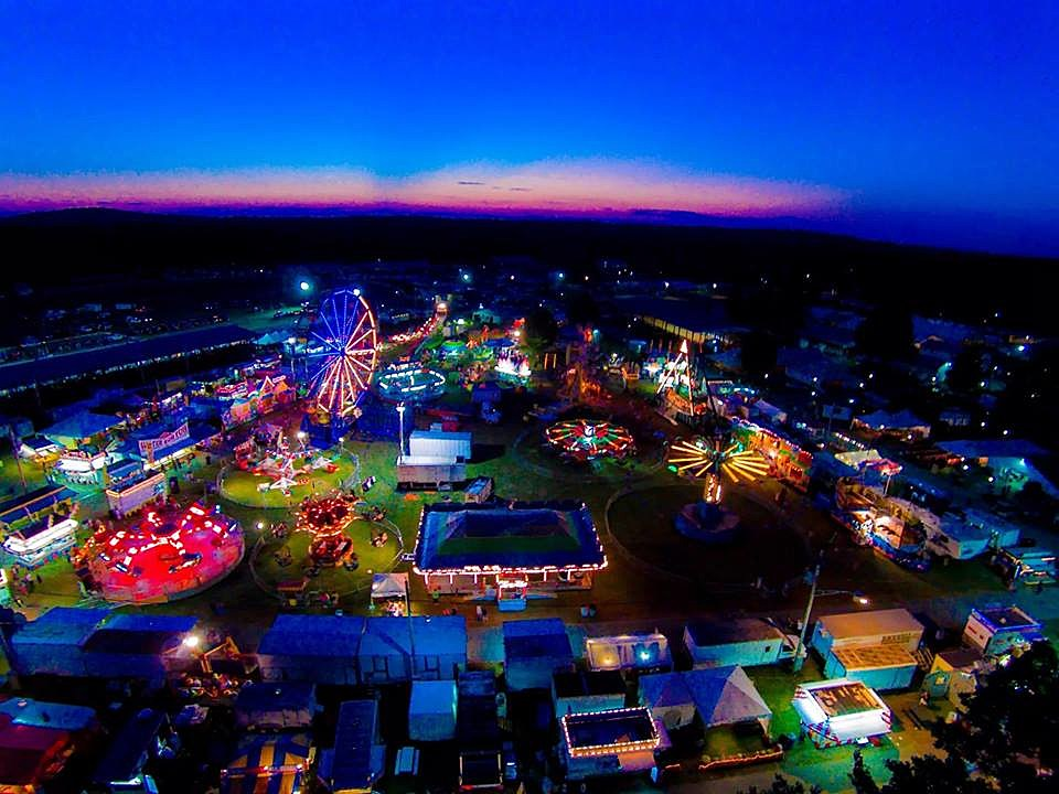 Windsor Fair Opens Up Sunday
