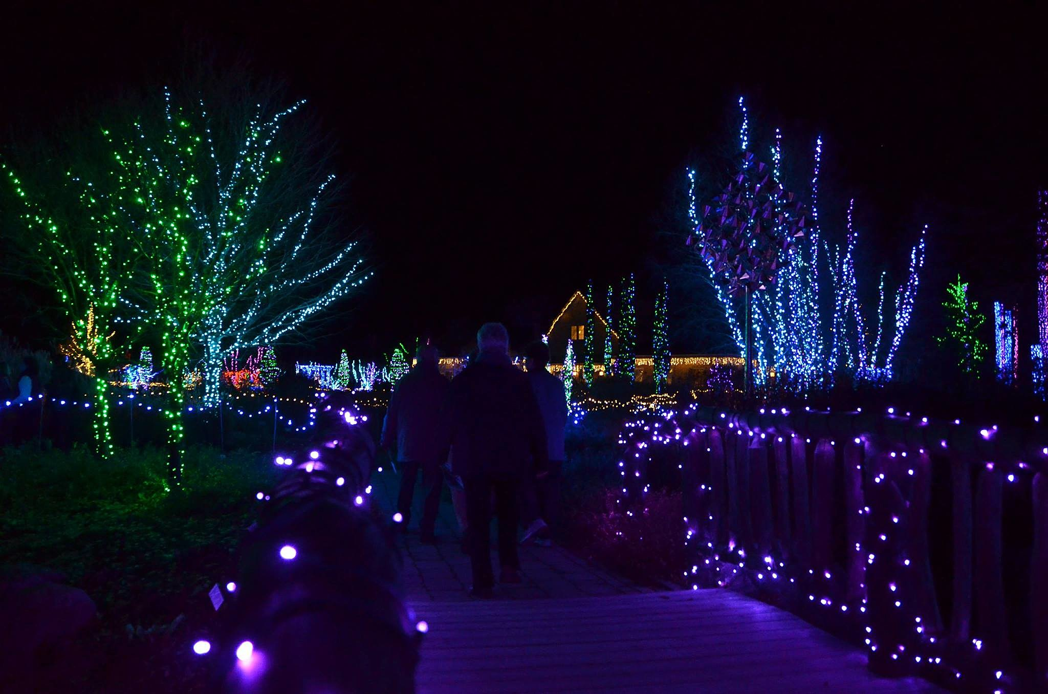 Four Great Spots In Central Maine To See Some Magical Christmas ...