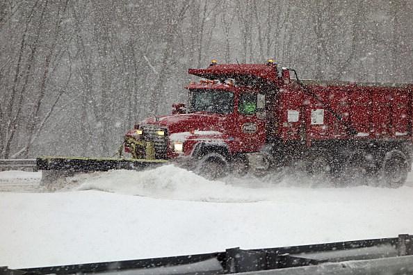 Winter Storms across the U.S.