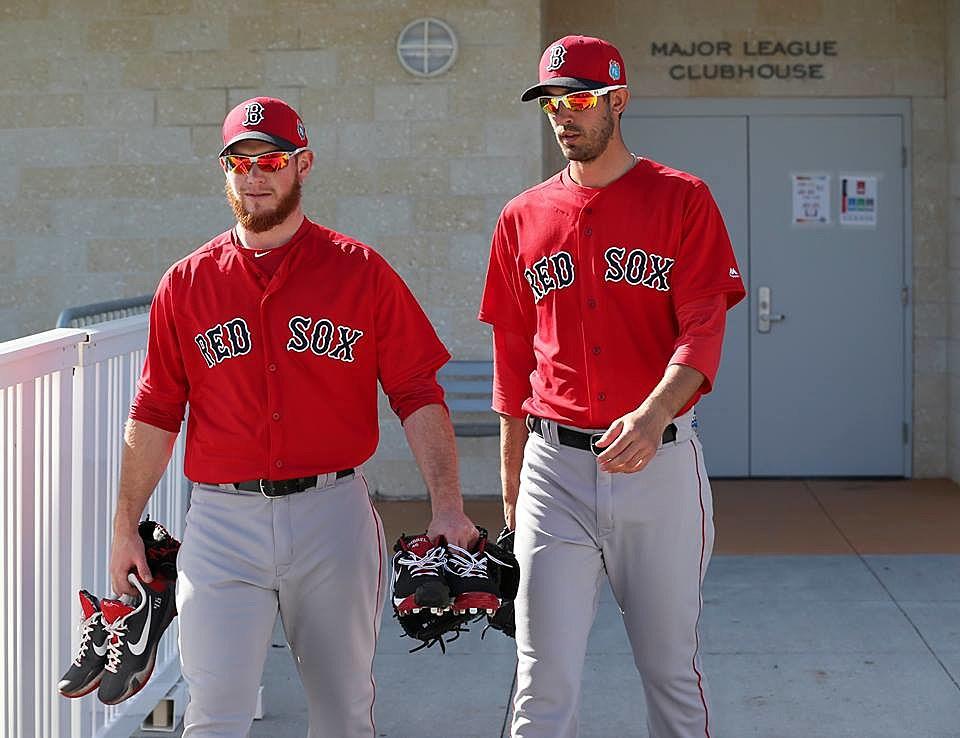 Craig Kimbrell & Cy Young winner Rick Porcella courtesy of Facebook/Boston Red Sox