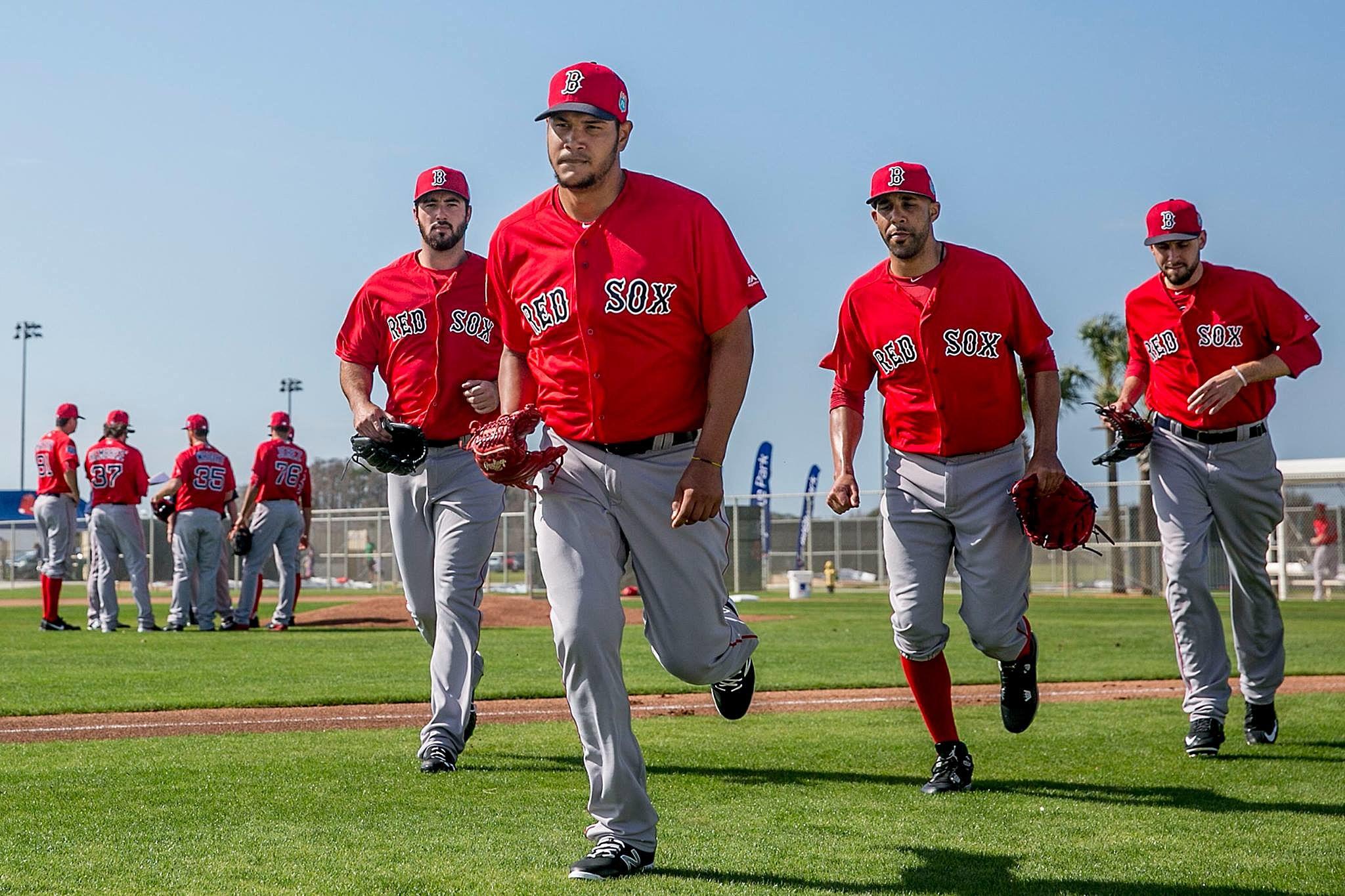 Billie Weiss/Boston Red Sox