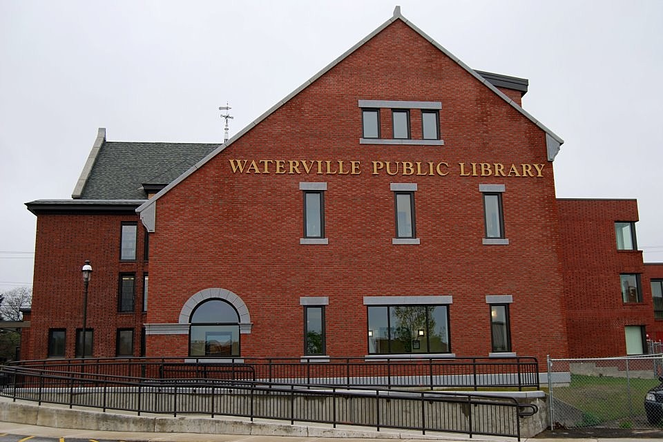 Photo From Waterville Public Library Facebook page