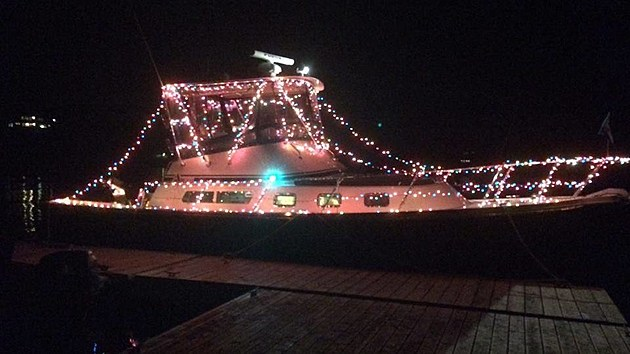 Lighted Boat Parade-Friends Of Windjammer-Facebook