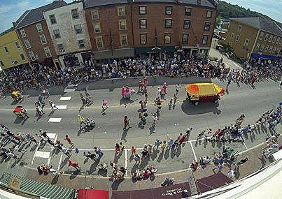 Old Hallowell Day Parade 2016-Facebook OHD
